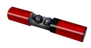 Беспроводная Водонепроницаемая Bluetooth 5.0 Гарнитура S2 Mini TWS Магнитные Наушники С Микрофоном Зарядка Box Наушники для Android Samsung Sony Наушники 10X