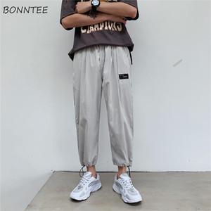 Pant Men Multi Taschen Cargo Pants Japanese Style Hip-Hop-Jogginghose Mens All-Gleiches Einfach Street Jogger Anzug Plus Size