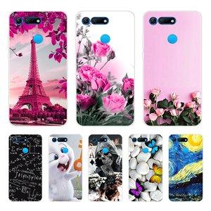 Pour Huawei Honor Voir 20 Honneur V20 Case Honor Voir 20 Couverture souple en silicone TPU Téléphone cas pour Huawei V20 View20 Couverture arrière