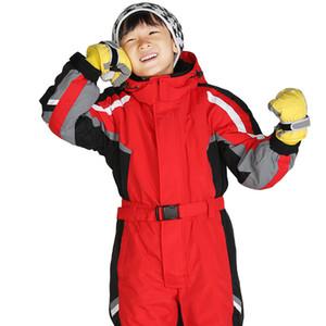 -30 I bambini Giacca da sci Snowboard impermeabile antivento bambini Sci tuta sportiva del cappotto per Teen ragazze dei ragazzi 2-14 anni Snowsuit TX216
