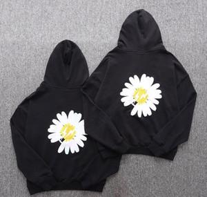 Modedesigner Marke Hoodies Qualitäts-Sweatshirts für Männer Frauen Mode Luxus Daisy Kapuzen Hip Hop Hoodie XSQ