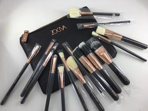 Makeup Brushes Set Professional Cosmetics Brush kits Foundation Eyeshadow Brushes Kit Make Up Tools 15pcs set