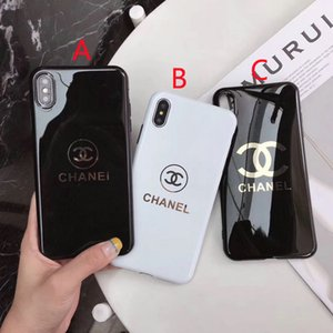 2019 concepteur pour iPhone 11 11promax 11Pro X XR xs max TPU pour iPhone 6 6plus 7 7plus 8 8plus couvercle de protection