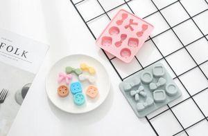 Бесплатная доставка кнопка Лук конфеты в форме сетки льда - лед сетки силикагеля.