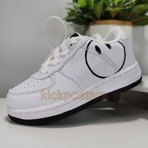 Kids Children 1 Black Cone Volt Running Shoes Baby Boy Girl Designer Jester Triple White Sneakers 1s Brown Trainer Athletic Shoe Eur22-35