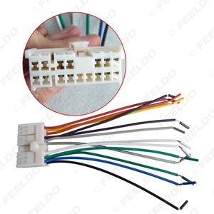 Adaptateur faisceau de câbles audio stéréo voiture prise pour Hyundai / KIA (01 ~ 05) CD / DVD Radio stéréo OEM usine SKU #: 2742