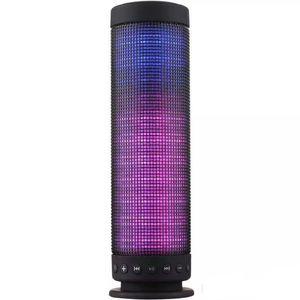 2019 Sports Portable Bluetooth Speaker Subwoofer LED Lamp Speaker Colorfull Wireless Bluetooth Deep Subwoofer Stereo Portable Speakers