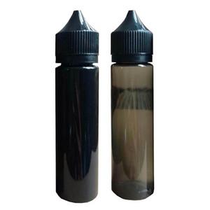 풍만 고릴라 병을 비우기 10ml의 15 ㎖ 30ML 60ml를 100ml의 120ML 액체 E 주스의 경우 탬퍼 증거 모자와 펜 유니콘 플라스틱 스포이드 병