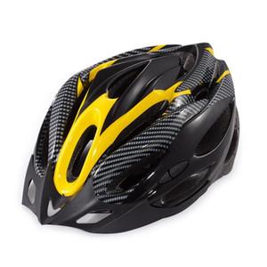 Fahrrad-Fahrrad-Reitschutzhelm Integrated Molding Außensportausrüstung Außenschale mit stoßabsorbierenden Schaum New