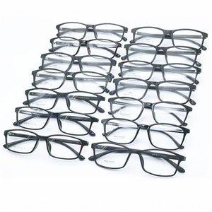2020 black TR90 optical glasses universal full frame glasses frame for men and women
