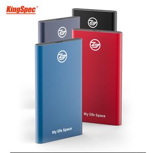 Kingspec Портативный SSD 120GB 240GB SSD 1 ТБ HDD External SSD Тип C USB3.1 500gb Externe Festplatte Жесткий диск для ПК