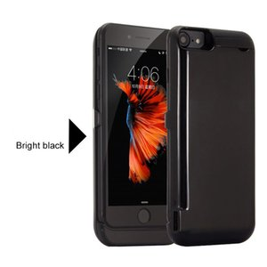 10000mAh Ultra Slim Battery Charger Case For iPhone 8 7 6 6s Plus Power Bank Backup Charger Case for iPhone 6 6s 7 8 Case Cover