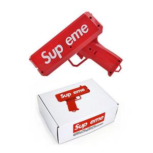 SUP 17ß denaro pistola soldi del dollaro US Toy Gun Gun Trend della decorazione del partito Diffusione di denaro Guns