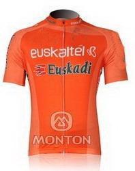 2012 2013 Euskaltel Euskadi PRO TEAM SOLO CAMICIA MANICA CORTA CYCLING JERSEY ABBIGLIAMENTO CYCLING TAGLIA: XS-4XL A10