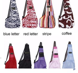 Pet Dog Carrying Bag Mesh Cloth Puppy Chihuahua Yorkies Small Cat Slings Backpack DHL Free 777