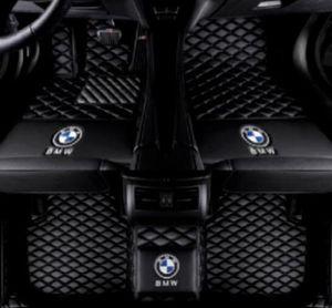 Fit BMW 318i 320i 320i xDrive 323i 325i 328i 330i 335i Tüm Hava WaterproofWaterproof yer paspası 2004-2019 için