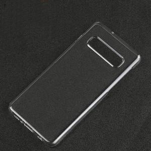 إلى Samsung galaxy s10 s10 plus s10e s10 lite Case Clear شفاف PC Hard Back Cases Cover defender Shell