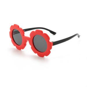 Bambini Occhiali da Sole Bambino modo di marca occhiali da sole del ragazzo della ragazza personalizzata Full frame Occhiali Beach Sport Accessori per la vendita all'ingrosso