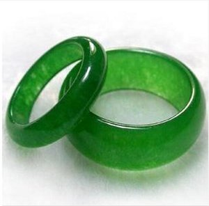 Vogue Pretty Jewelry green Fine Stone rings free shipping