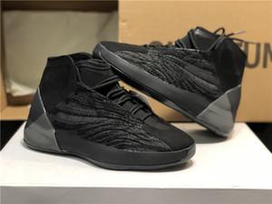 Quantum Triple Nero scarpe da basket Antlia nero riflettente 3M addestratori Designer di sport delle scarpe da tennis con la scatola in corso
