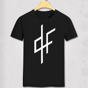 Qlf Pnl Футболка Qlf Pnl Trap Rap Mode Paris Ecriture Хлопковая футболка с коротким рукавом Ville Lumiere Japonais Футболка с круглым вырезом Y19060601
