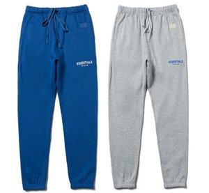 Mens Designer Pants Calças temor de Deus 6ª Atmosfera LA limitada TMC ESSENTIALS trilha Casual Pants Moda Marca Sweatpants