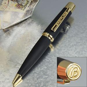 8 cores Qualidade clássico hipertrofia Stationery alta textura Luxo caneta esferográfica + 2 adicionais Recargas Presente + adicionais presente Plush Pen Pouch