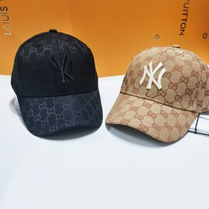 Wholesale Dad Hats Baseball Cap For Men And Women Famous Brands Cotton Adjustable Skull Sport Golf Curved Hat no box