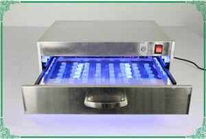 máquina de TBK-966A Led curado UV horno lámpara caja 60 piezas UV pegamento curado cajón de luz para la reparación del lcd
