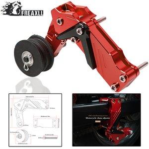 chaîne moto tendeur automatique tendeur de chaîne de moto CNC en aluminium pour YBR 125 Benelli trk502 trk502 sx 125 YZ250F