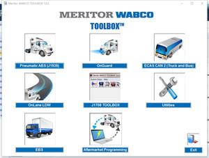 Meritor Toolbox 12.6.1 + русификатор [неограниченная установка] для WABCO