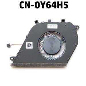 노트북 교체 쿨러 팬 DELL 인스 피론 7573 7580 7570 CPU FAN CN-0Y64H5을 COOLING