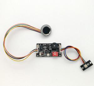 K200 + R502 Parmak İzi Modülü ve Kontrol Kurulu Ultra Düşük Güç Akülü Çıktı Sinyali Opsiyonel