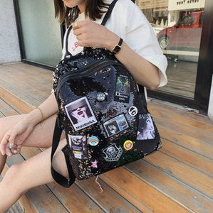 Free Shipping 2020 Hot New Arrival Fashion Women School Bags Hot Punk Style Men Backpack Designer Backpack Pu Leather Lady Bags