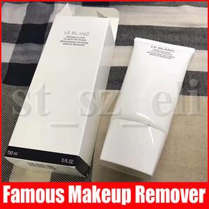 Hacer una famosa encima de la cara Leche Limpiadora Gel Limpiador Clarte Tri-fase Iluminador Le Blanc el removedor de maquillaje blanco Limpiadores 150ml