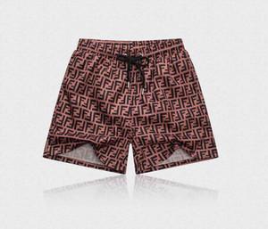 20SS Großhandel Luxus Sommer Mode Shorts Neue Designer Board Kurz Schnelltrocknung Swimwear Printing Board Strand Hosen Männer Herren Schwimmen Shorts ..