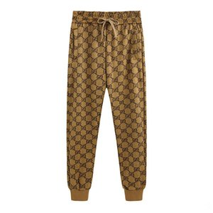 Gucci casual pants HOT HIGH QUALITY LUXURYS DESIGNER BRAND MEN WOMEN SOLID COLOR EMBROIDERY PRINTING STITCHING SHORTS xshfbcl TRACK HOSE HOSEN