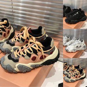 20FW Moda Tasarımcısı ayakkabı erkekler Kadınlar Akne Studios Bolzter En kaliteli Bolzter M sneaker Eğitmenler ayakkabı spor ayakkabısı yuvarlandı