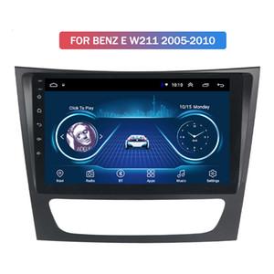 9-дюймовый Android 10 автомобилей Радио DVD-плеер для BENZ E W211 2005-2010 Мультимедиа GPS навигации стерео аудио автомагнитол