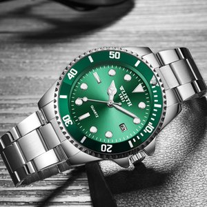 Reusable Sports Watch SEA-DWELLER Ceramic Bezel 44mm Stanless Steel 116660 Automatic High Quality Business Casual Mens Watch Wristwatches