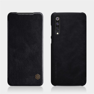 Nillkin Crazy Horse Texture Horizontal Flip Leather Case for Xiaomi Mi 9, with Card Slot