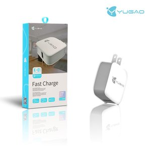 Plume High Qc3.0 Fast Charging Quick Charge 3.0 Head Flash Charge Usb for Iphone Samsung Portable Charger Micro Wall Travel Chargers Adapter