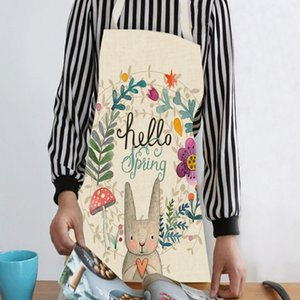 Kids Cartoon Apron Kitchen Aprons Suitable For Home Cooking Children Painting Anti-Dirty Apron Other Housekeeping Organization