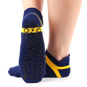Women Yoga Socks Non slip Cotton Sports Socks Breathable Yoga Socks