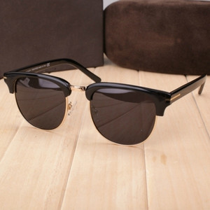 new fashion women brand designer sunglasses square frame sunglasses fashion show design summer style with original box