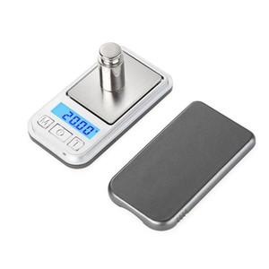 Bilance elettroniche digitali di precisione MINI di alta qualità Display LCD per monete d'argento Gioielli con diamanti in oro Bilancia da cucina 0.01g Bilance da cucina