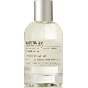 perfume neutro Le Labo Santal 33 Bergamote 22 Rose 31 A Noir 29 mais alta qualidade durável Woody aromático Aroma perfume desodorizante 100ML