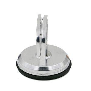Алюминий Single лапка Стекло / Sucker Лапки лапка / Ручной инструмент Стекло Sucker покрытие