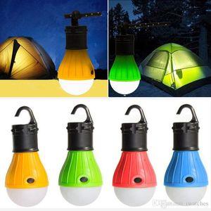 3LED camping en plein air lumière mini-accessoires lampe étanche raccordement urgence tente portable camping meubles Livraison gratuite