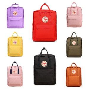 Light Fjallraven Kanken Fashion Style Backpack Children Bag Sports Bag Factory Outlet #QA761